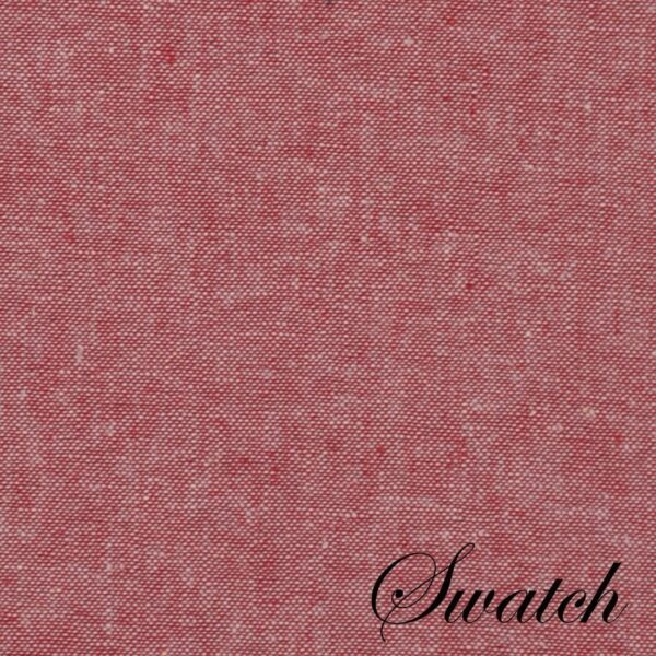 Sweet Pea Linens - Red Yarn Dyed Cloth Napkin (SKU#: R-1010-A15) - Swatch