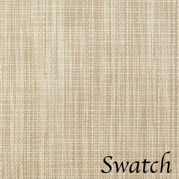 Sweet Pea Linens - Cream/Tan Wipe Clean 72 inch Table Runner (SKU#: R-1024-F17) - Swatch