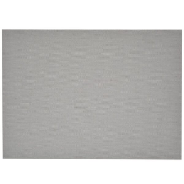 Sweet Pea Linens - Chrome Wipe Clean Rectangle Placemats - Set of Two (SKU#: RS2-1002-F26) - Product Image