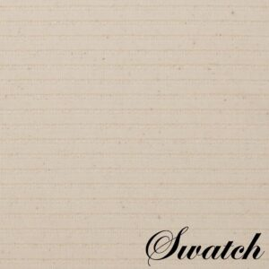 Sweet Pea Linens - Natural Dobby Stripe 59 Inch Table Runner (SKU#: R-1026-R10) - Swatch
