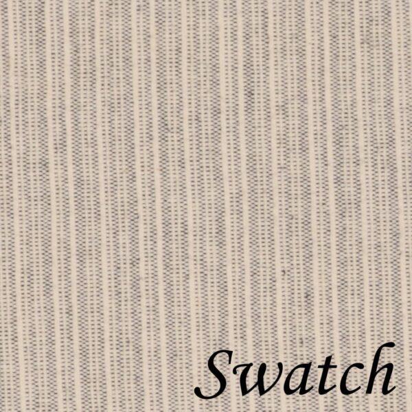 Sweet Pea Linens - Dark Brown & Tan Canvas Striped 70 Inch Table Runner (SKU#: R-1023-R7) - Swatch