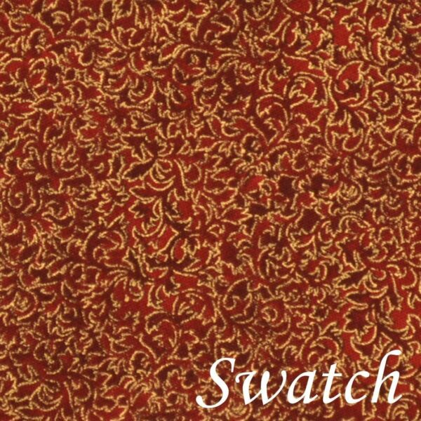 Sweet Pea Linens - Ruby Red Cloth Napkin (SKU#: R-1010-T73) - Swatch