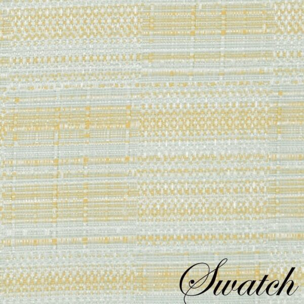 Sweet Pea Linens - Pale Blue Check Textured 54 inch Table Runner (SKU#: R-1020-U7) - Swatch