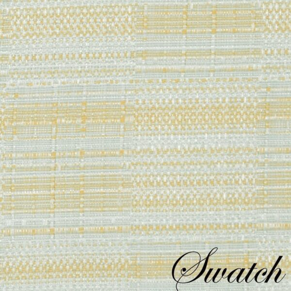 Sweet Pea Linens - Pale Blue Check Textured Rectangle Placemats - Set of Four plus Center Round-Charger (SKU#: RS5-1002-U7) - Swatch
