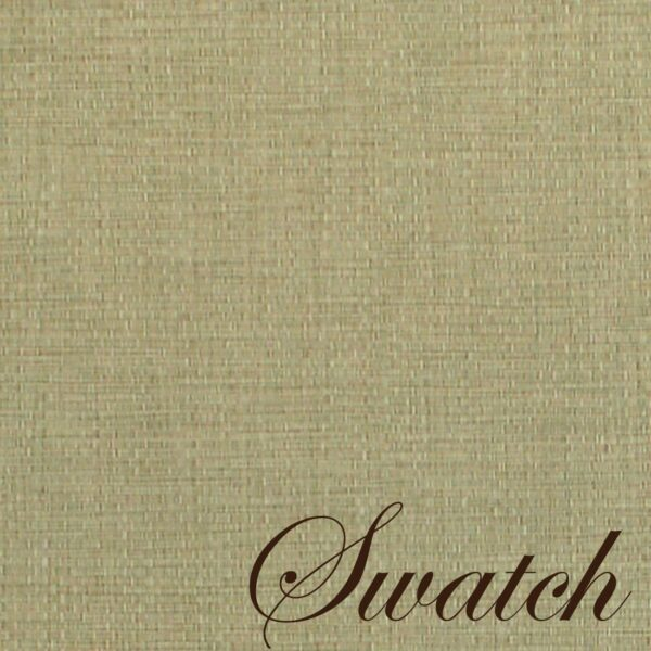 Sweet Pea Linens - Green Vinyl Wipe Clean Charger-Center Round Placemats - Set of Six (SKU#: RS6-1015-V8) - Swatch