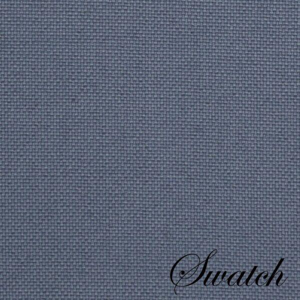 Sweet Pea Linens - Blue Canvas Cloth Napkin (SKU#: R-1010-U1) - Swatch
