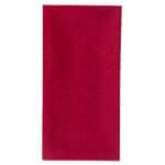 Sweet Pea Linens - Red Cobblestone Rolled Hem Cloth Napkin (SKU#: R-1010-Y40) - Product Image